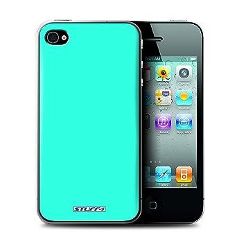 Carcasa/Funda STUFF4 dura para el Apple iPhone 4/4S / serie ...