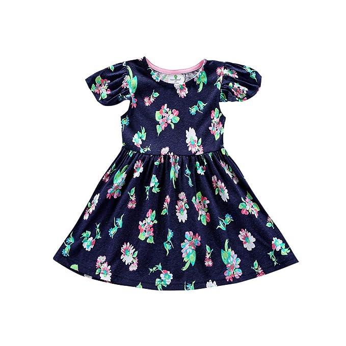f9a18046c6 Vestido Bebe Niña Verano