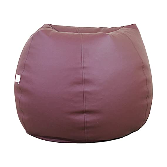 ORKA Classic XXXL Bean Bag Cover Without Beans   Brown