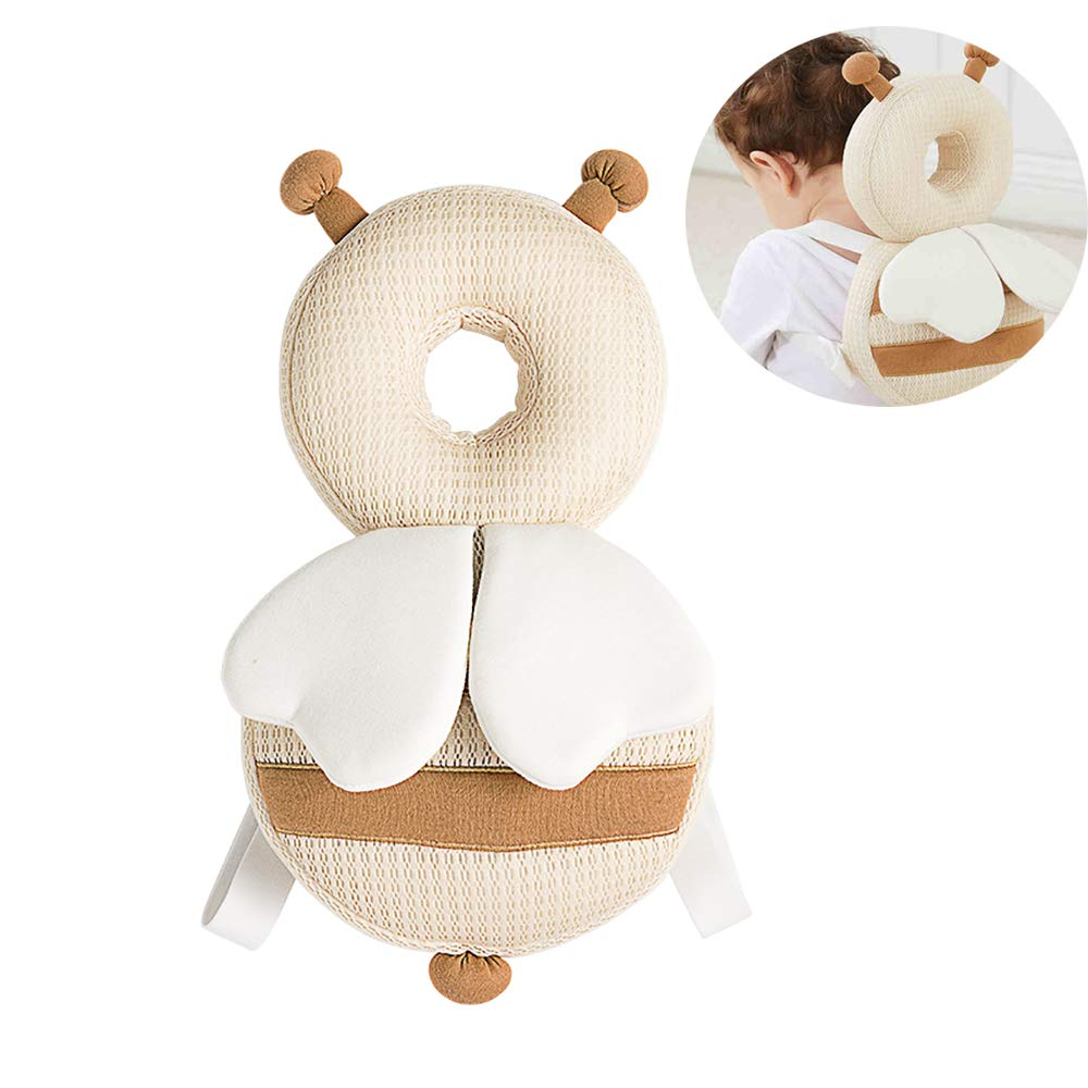 Baby Head Protection Cushion,Baby Back Protection Prevent Toddlers Injured Suitable Age 4-24 Months