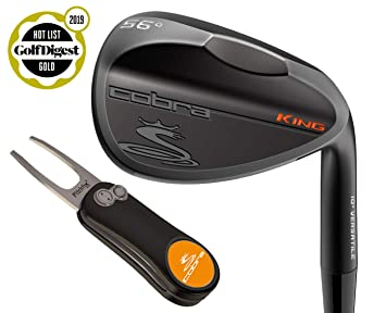 Amazon.com: Cobra 2019 King Black Wedge Bundle | Incluye ...