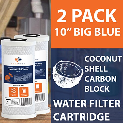 Expert choice for filtrete carbon whole house water filter