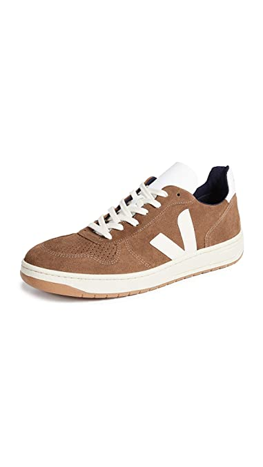 d224493ca91f53 Amazon.com | Veja Women's V-10 Lace Up Sneakers | Fashion Sneakers