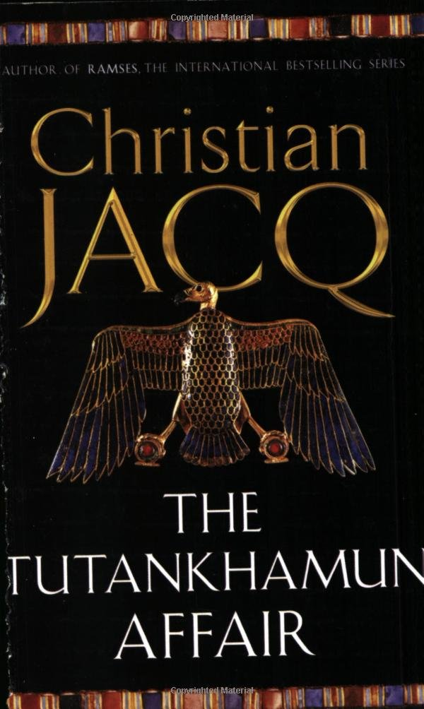 The Tutankhamun Affair by Brand: Simon n Schuster UK