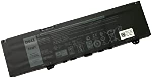DELL F62G0 Battery for Dell Inspiron 13 5370 7370 7373 7380 Vostro 13 5370 Series Notebook P/N: F62G0 F62GO RPJC3 0RPJC3 39DY5 039DY5 11.4V 38Wh
