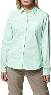Craghoppers NosiLife Verona Langarm Shirt Damen - Bluse mit Schutz vor Insekten