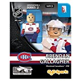 OYO HKYMONBG2 Limited Edition Mini Figure Montreal Canadiens Brandon Gallagher, Black, Small