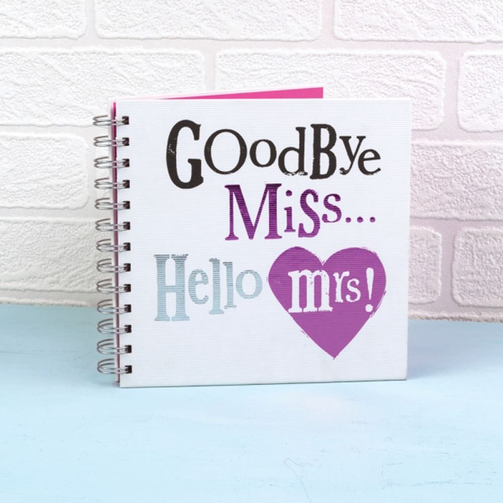 Bright Side Goodbye mit Hello von Henne, Foto Album The Bright Side