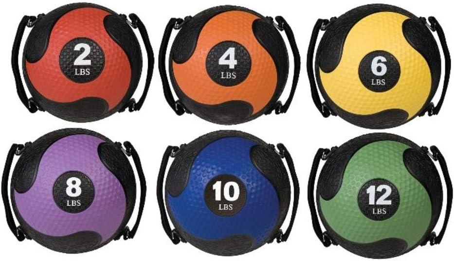 Champion Sports Rhino Ultra Grip Medicine Ball