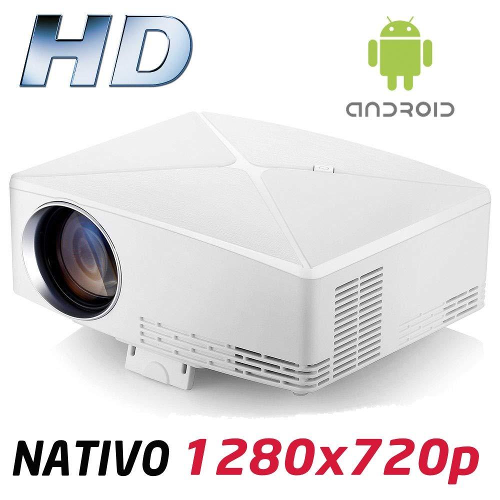 Proyector Full HD 1080P, Modelo HD430 (2019 Nuevo), Proyector ...