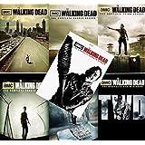 The Walking Dead : Complete Season 1-7 DVD