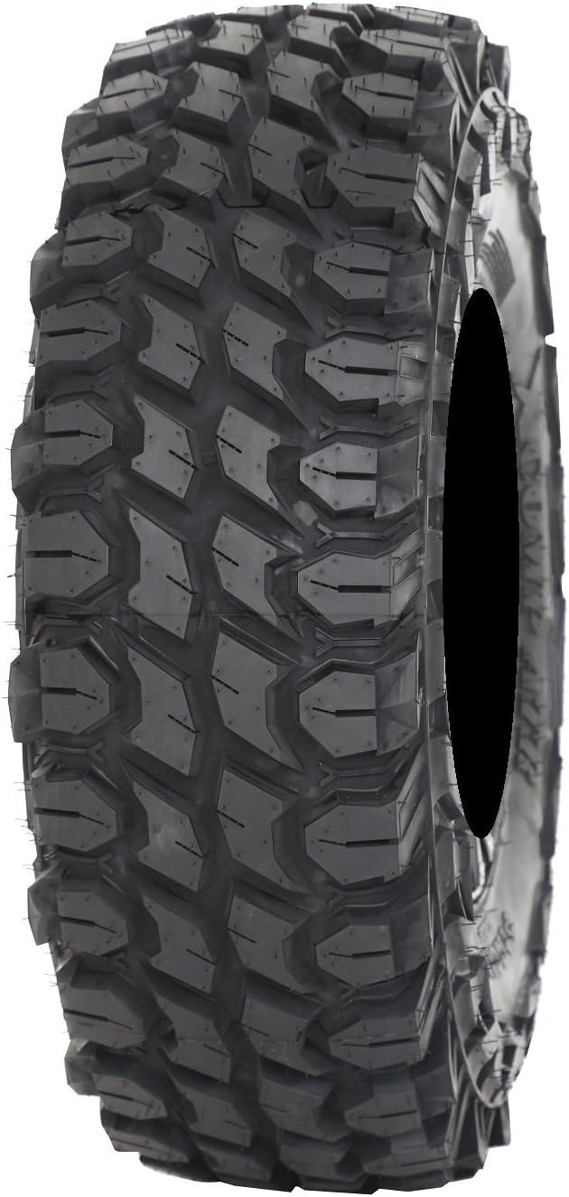 9 Items: Method 409 14 Black Wheels 30 X COMP Tires 4+3 Bundle 4x156 Bolt Pattern 12mmx1.25 Lug kit