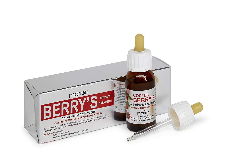 Vitamina C Suero Antiarrugas 60 ml - Elixir en gotas para tu piel. Ayuda a Eliminar Arrugas y Manchas. Fórmula más Completa con Vitaminas Cranberry ...