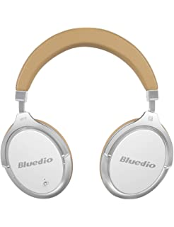 271c94bbdfb Bluedio F2 Bluetooth Headphones Active Noise Cancelling with Mic , Over Ear  Wired and Wireless Headsets