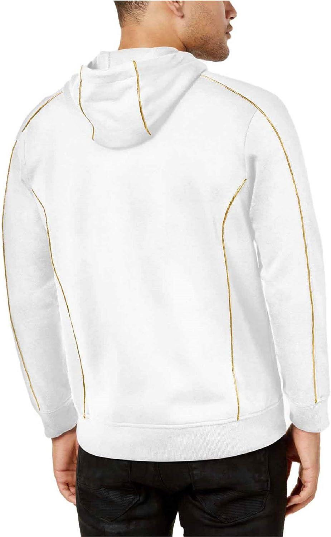 I-N-C Mens L Hoodie Sweatshirt