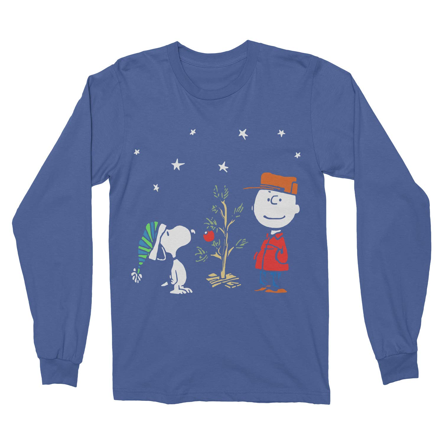 Snoopy Christmas Adult Hooded Sweatshirt
