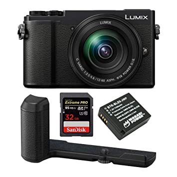 Amazon.com: PANASONIC LUMIX GX9 - Lote de 4 K sin espejo ...