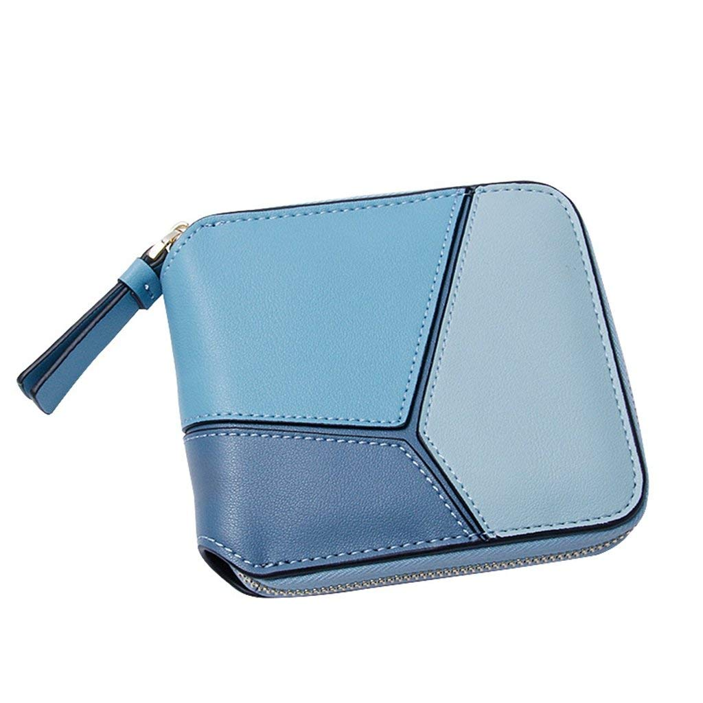 2 Cross Women's Leather Wallets RFID Blocking Vintage Design Large Capacity for Work (color    3)