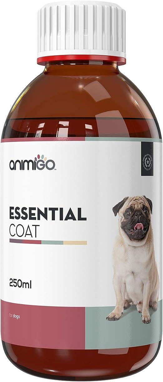 Animigo Esenciales para el Pelo de Perros | Suplemento Líquido ...