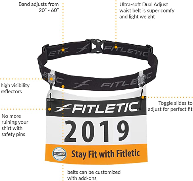 i360 Fitness iFitness - Cinturón portadorsal Unisex para Adulto ...