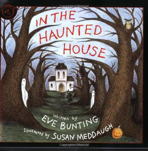 In the Haunted House (Haunted Houses Ideas)
