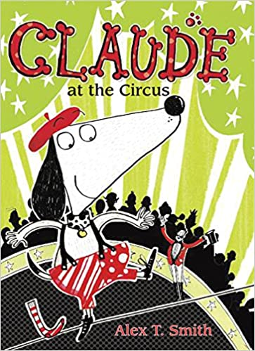 Image result for Claude at the circus