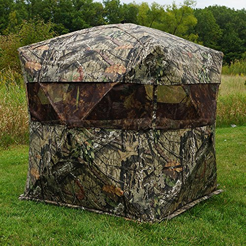 Rhino Blinds MOC-102 Mossy Oak Break-Up Country Hunting Blind by Team Rhino Outdoors (Image #3)