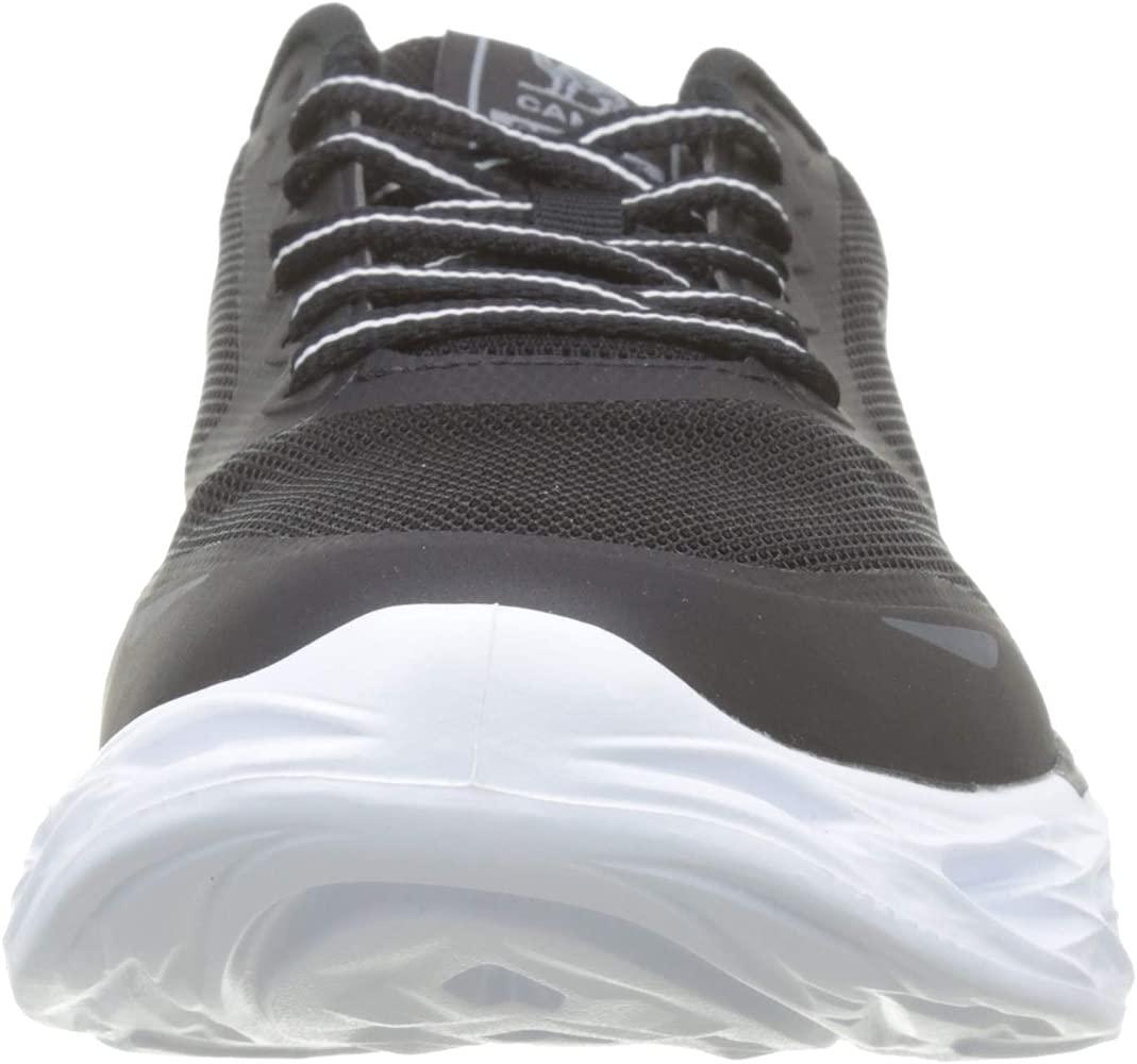 CAMEL CROWN Zapatillas de Running Deporte y Aire Libre Hombres Zapatos Entrenamiento de Correr montaña Calzado Gimnasio Atletismo Cómodo Ofertas Gris Negro,41 EU: Amazon.es: Zapatos y complementos