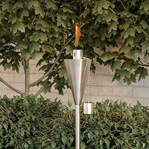 Outdoor Garden Oil Lamps in US - 1