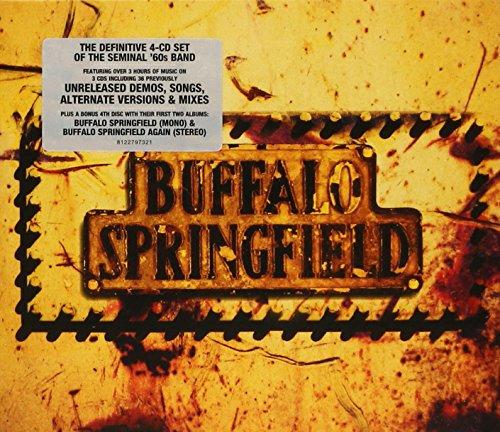CD : Buffalo Springfield - Buffalo Springfield (4 Disc)