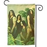 """JohnANunez Garden Flag Decorations Type O Negative Double Sided Outdoor Yard Flag 28""""x40"""" Inches"""