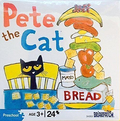 Pete the Cat / 24pc Puzzle 10x13
