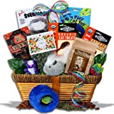 Cat Lover's Gift Basket / Pampered Cat Gift Basket