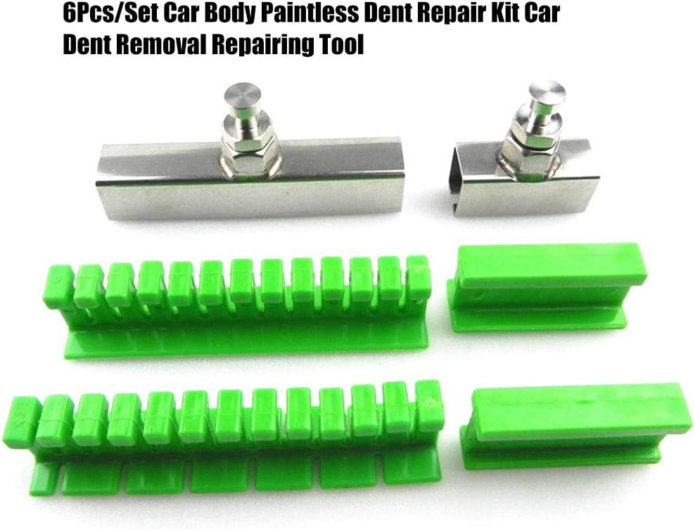 KKmoon Dellenreparatur Werkzeug,6 Teile//satz Dent Puller Car Dent Removal