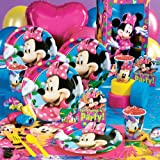 Disney Minnie Mouse Deluxe Party Pack [Toy] [Toy]