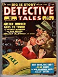 img - for Detective Tales (1949, Feb.) book / textbook / text book