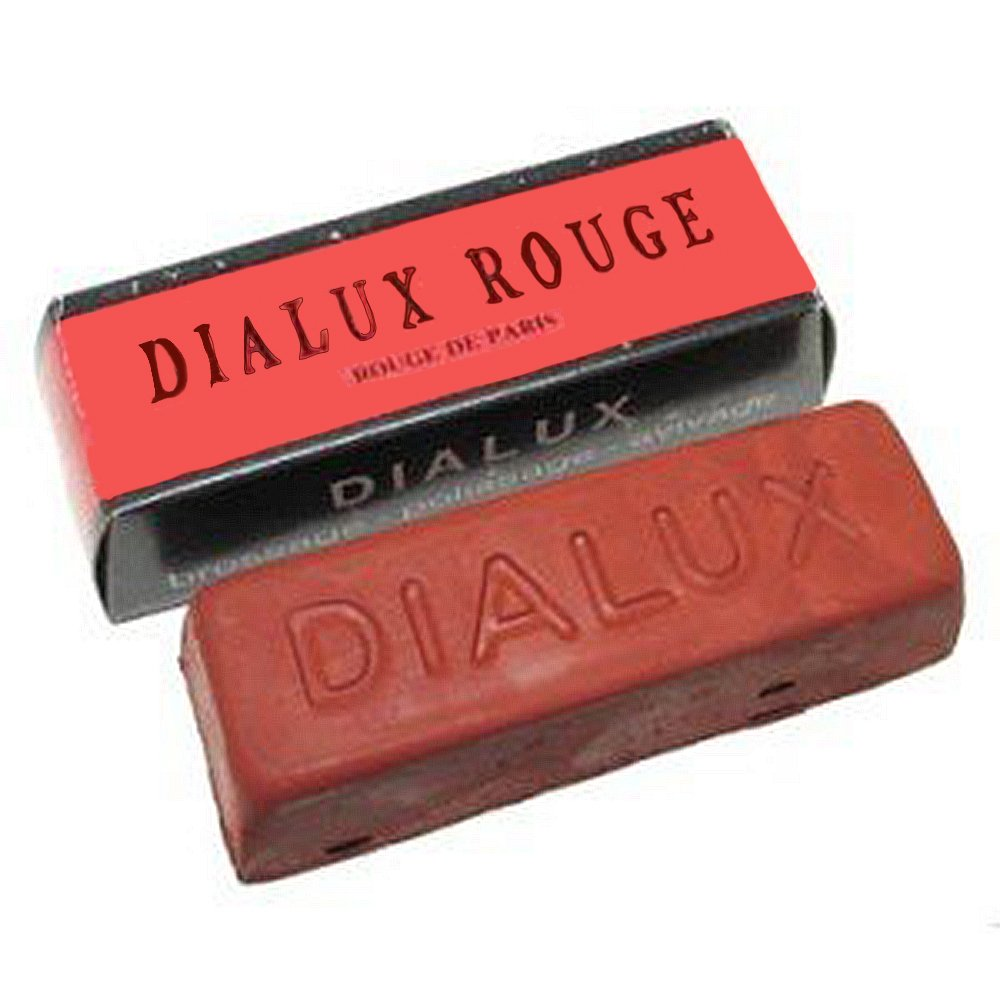 Dialux Red Polishing Compound 2 PACK Paaz Jewelry Supply