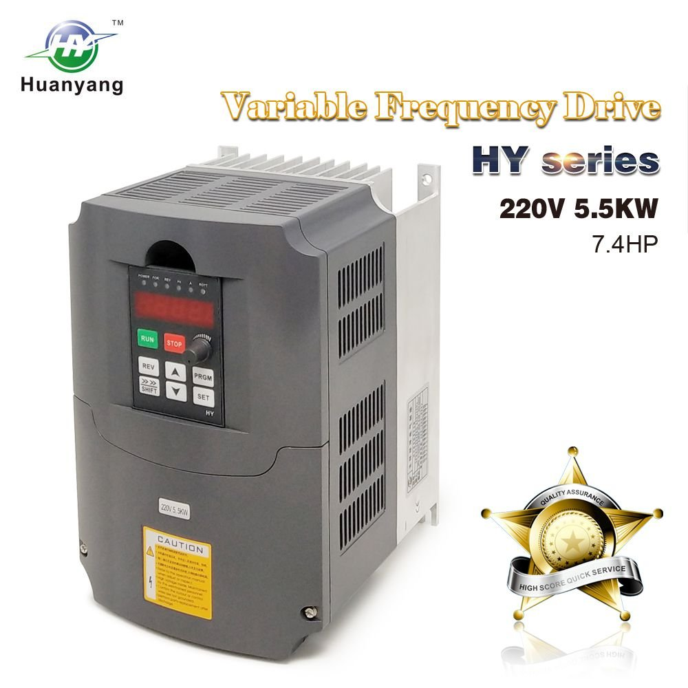 Vfd 220v 55kw 75hp variable frequency drive cnc vfd motor drive vfd 220v 55kw 75hp variable frequency drive cnc vfd motor drive inverter converter for spindle motor speed control huanyang hy series55kw asfbconference2016 Images