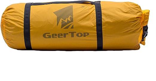 Outdoor Sport Ultraleicht Camping Baldachin Zelt Kompressionssack Seesack