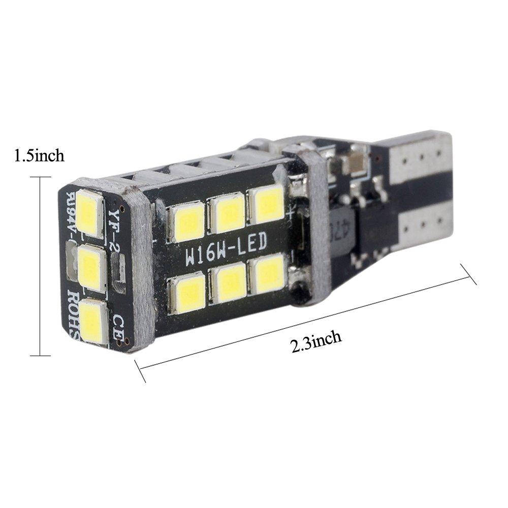 LED Festoon Bulbs 39mm Canbus Error Free White E3175 DE3021 DE3022 LED Car Interior Lights Bulbs 12v 5050 for Vanity Mirror Dome License Plate Light