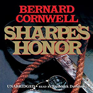 Sharpe's Honor Audiobook