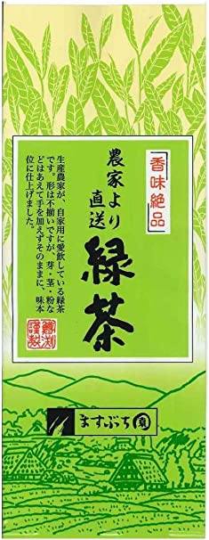 農家より直送緑茶 150g