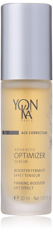 YON-KA Age Correction Advanced Optimizer Serum Firming Booster (1 Ounce / 30 Milliliter) Yonka YK-36640