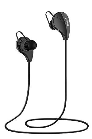 2e478ff75d5 Bluetooth Headphones aelec S350 Wireless In-Ear Sports Earbuds Sweatproof  Earphones Noise Cancelling Headsets with