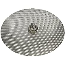 """Stainless Steel Domed False Bottom - Select a Size (12"""", 10"""" or 9"""") (9"""")"""