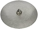 Stainless Steel Domed False Bottom - Select a Size (12'', 10'' or 9'') (9'')