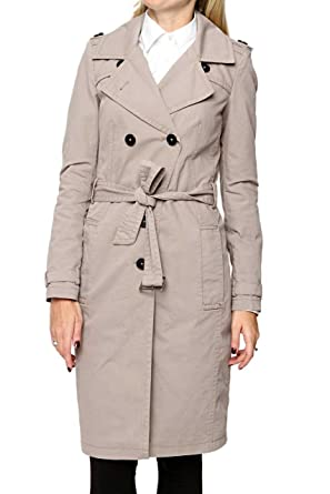 Drykorn Damen Jacke Trenchcoat Doncaster, Farbe  Beige, Größe  XS ... 498cf7ab7d
