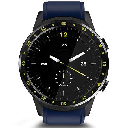EUSIX CHKEPZ F1 GPS Smart Watch Hombres con Tarjeta SIM ...
