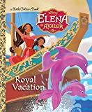 Royal Vacation (Disney Elena of Avalor) (Little Golden Book)
