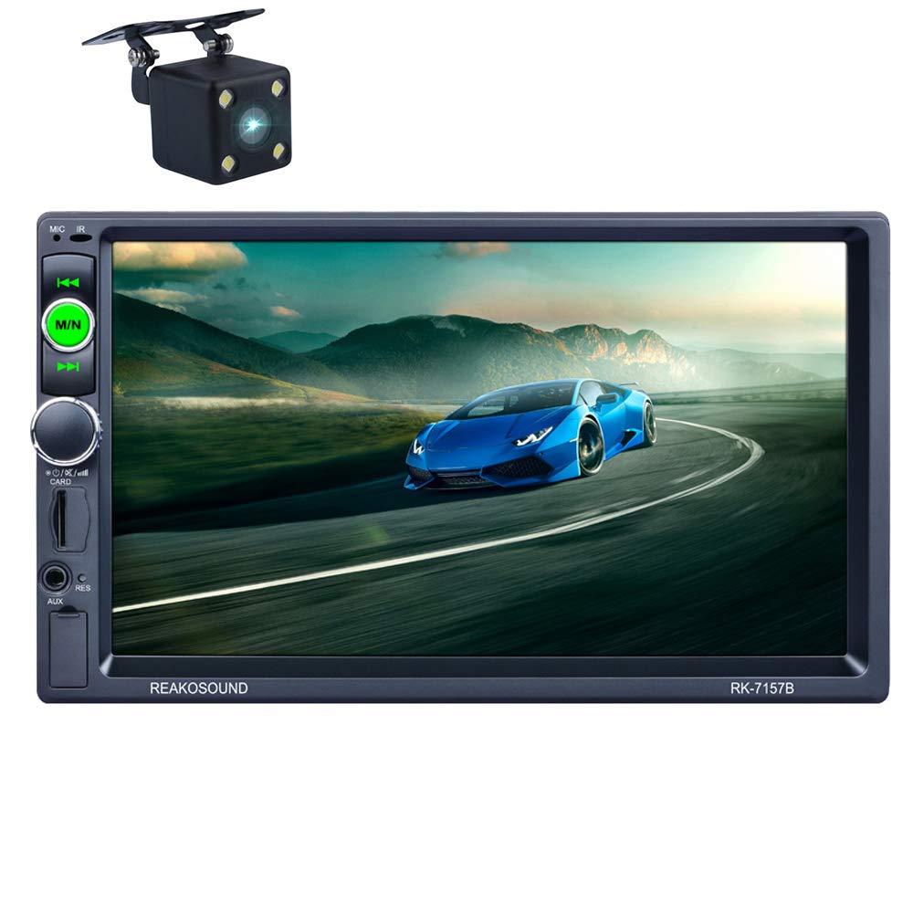 Galleon - LSLYA 7inch HD Bluetooth MP5 Player TFT Touch Screen FM AM